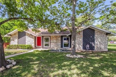 Cedar Park Single Family Home For Sale: 401 S Blue Ridge Pkwy