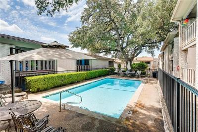 Austin Condo/Townhouse For Sale: 1304 Summit St #206