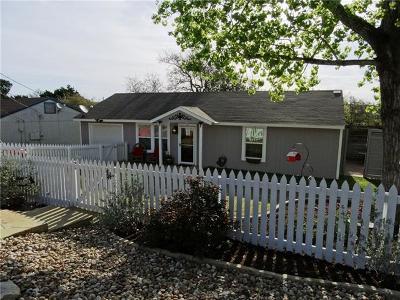 Jonestown Single Family Home For Sale: 11109 W Lake Terrace Dr