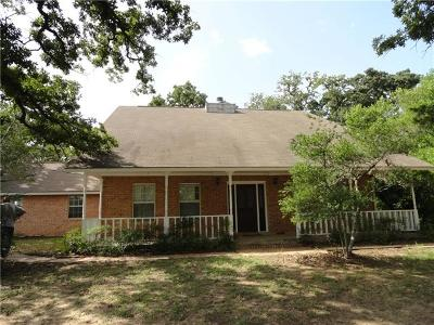 Smithville TX Single Family Home For Sale: $310,000