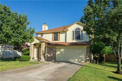 Leander Single Family Home For Sale: 1410 Rio Bravo Loop