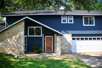 Hays County, Travis County, Williamson County Single Family Home For Sale: 2213 Fancy Gap Ln