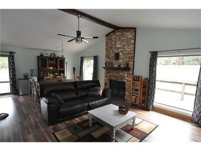 Lago Vista Single Family Home Pending - Taking Backups: 20602 Dawn Dr