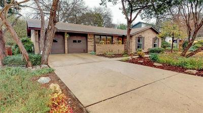 Hays County, Travis County, Williamson County Single Family Home Pending - Taking Backups: 2504 Milfoil Cv