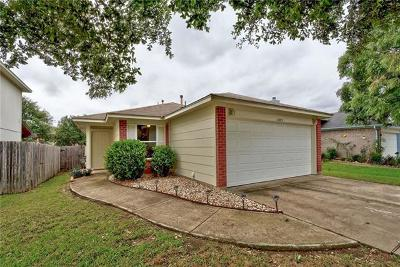 Austin Single Family Home For Sale: 11403 Mayo St