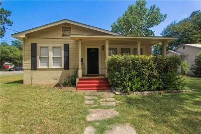 New Braunfels Single Family Home Active Contingent: 894 Pine St