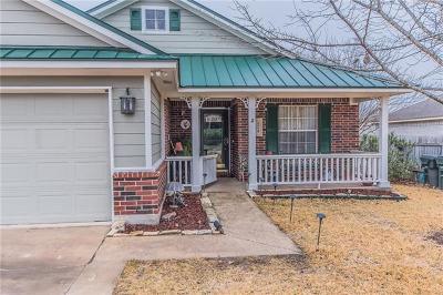 Kyle Single Family Home Pending - Taking Backups: 174 Jim Miller Dr