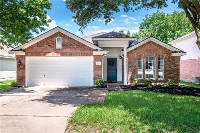 Pflugerville Single Family Home For Sale: 20817 Trotters Ln