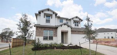 Leander Single Family Home For Sale: 164 Concho Creek Loop