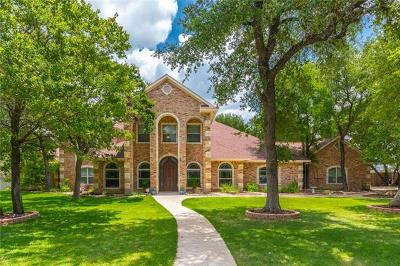 Belton Single Family Home For Sale: 4220 Lago Vista Dr