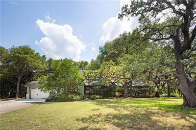 Wimberley Single Family Home For Sale: 303 Mesa Dr