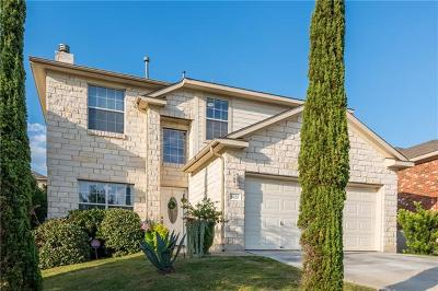 Hays County, Travis County, Williamson County Single Family Home For Sale: 5620 Kleberg Trl