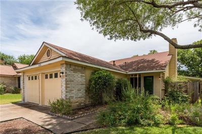 Austin Single Family Home For Sale: 12301 Limerick Ave