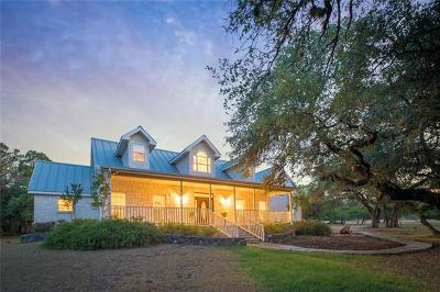 New Braunfels Single Family Home For Sale: 120 Mystic Oak