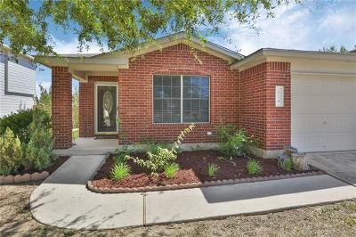 Hutto Single Family Home Pending - Taking Backups: 214 Janis Mae Dr