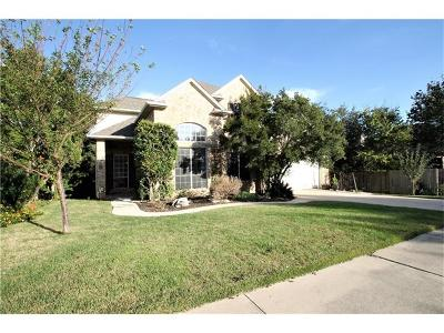 Austin TX Single Family Home For Sale: $589,000