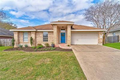 Austin Single Family Home Pending - Taking Backups: 8712 Minot Cir