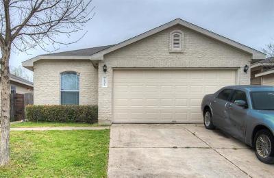 Austin Single Family Home For Sale: 7601 Cayenne Ln