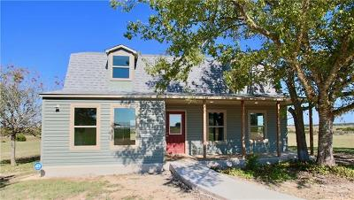 Florence Single Family Home For Sale: 625 County Road 225
