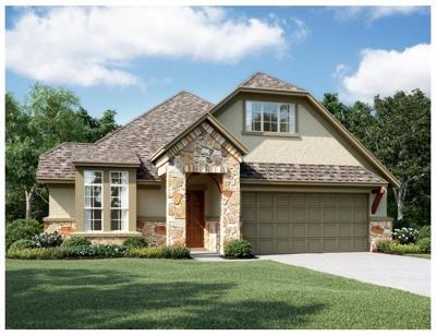 Pflugerville Single Family Home For Sale: 13401 Henneman Dr