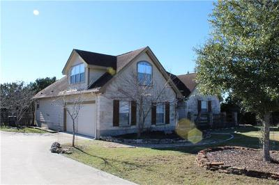Wimberley Single Family Home For Sale: 21 Sprucewood Dr