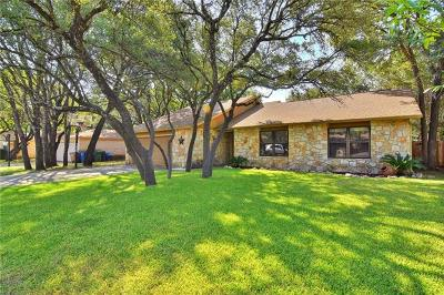 Travis County, Williamson County Single Family Home For Sale: 8911 Bubbling Springs Trl