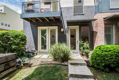 Austin TX Condo/Townhouse For Sale: $599,900