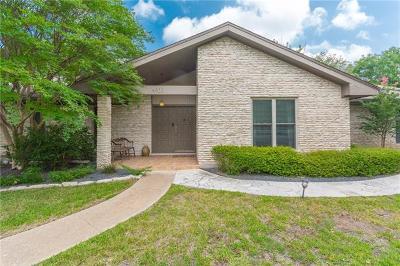 Austin Single Family Home Pending - Taking Backups: 4902 Travis Country Cir
