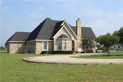 San Marcos Single Family Home For Sale: 3424 S Old Bastrop Hwy #B,C,D