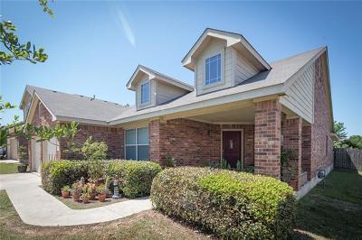 Single Family Home For Sale: 503 Glen Valley Ln