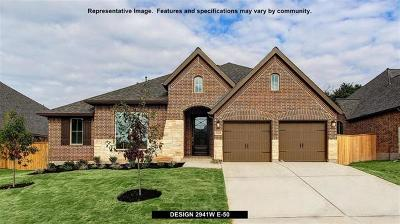 Georgetown Single Family Home Pending: 1505 Lakeside Ranch Rd