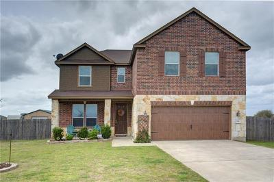 Bastrop Single Family Home For Sale: 104 Brittany Ln