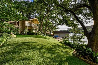 Austin Single Family Home For Sale: 2800 Edgewater Dr