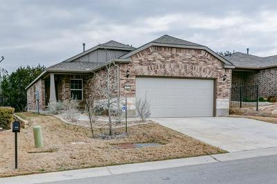 Georgetown Single Family Home For Sale: 312 Kickapoo Creek Ln