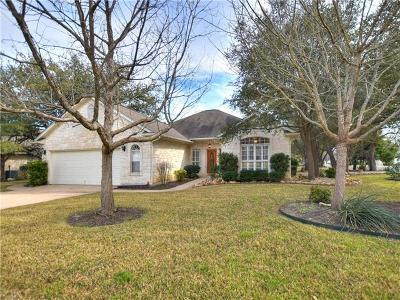 Georgetown Single Family Home For Sale: 103 Lavaca Ln