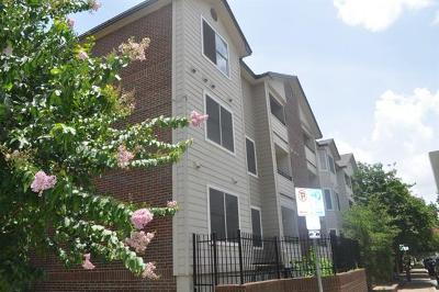 Austin Condo/Townhouse Pending - Taking Backups: 501 W 26th #311