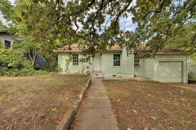 Austin Single Family Home Pending - Taking Backups: 1200 Upland Dr