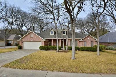 Hays County, Travis County, Williamson County Single Family Home Pending - Taking Backups: 10108 Pinehurst Dr