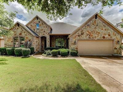 Rocky Creek, Rocky Creek Ranch Sec 01, Rocky Crk Ranch Sec 1, Rocky Crk Ranch Sec 2 Single Family Home For Sale: 17421 Wildrye Dr