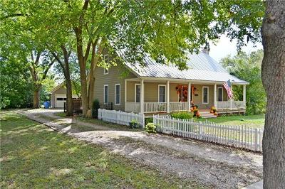 Bastrop Single Family Home For Sale: 1705 Pecan St