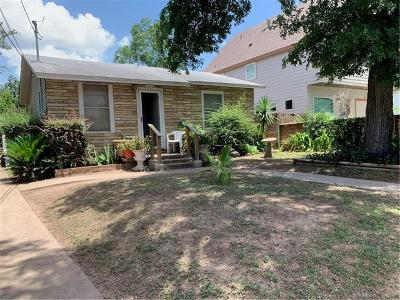 Single Family Home For Sale: 4704 Santa Anna St
