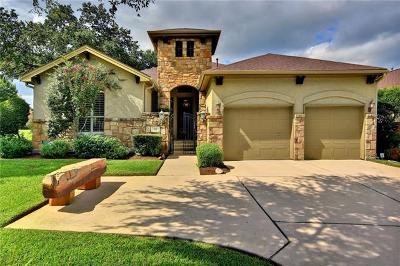 Austin Single Family Home Pending - Taking Backups: 112 Outcrop View Ln