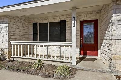 Williamson County Single Family Home For Sale: 210 W Avenue F