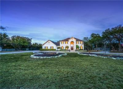 Austin Single Family Home For Sale: 37 Tall Oaks Trl