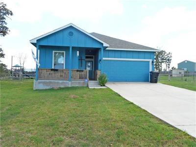 Bastrop TX Single Family Home For Sale: $218,000