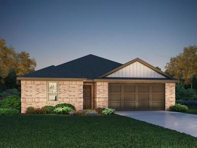 Leander Single Family Home For Sale: 1609 Torre St
