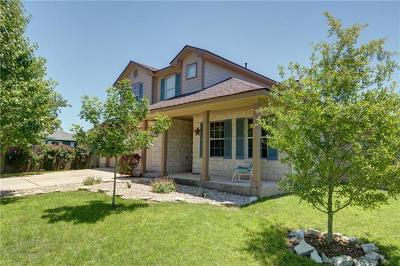 Bastrop Single Family Home Pending - Taking Backups: 715 Annika Way