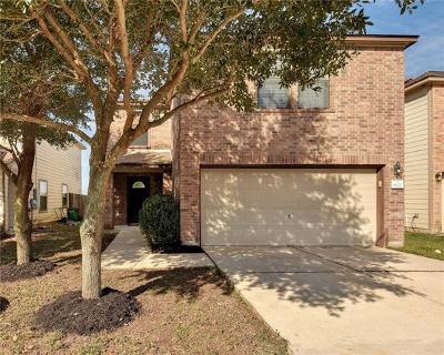 Austin Single Family Home Pending - Taking Backups: 8620 Wiley Way