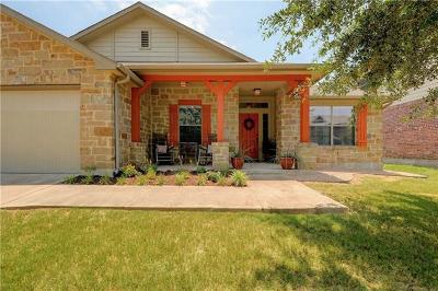 Buda Single Family Home For Sale: 137 Sandstone Trl