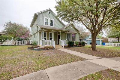Cedar Park Single Family Home Pending - Taking Backups: 202 Cadillac Cv